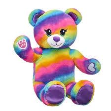 Rainbow Plush Clothing More Build A Bear
