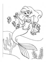 You can print or color them online at getdrawings.com for absolutely free. The Little Mermaid Free Printable Coloring Pages For Kids