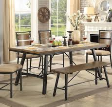 weathered wood dining table. Weathered Wood Dining Table