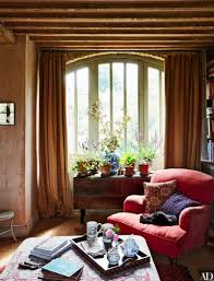 Home design living room country French Country Style Potted Plants Cut Flowers Naturally Appear On Mantels And Windowsills But True English Country Homes Spotlight Architectural Digest 11 Classic Decor Elements Every English Country Home Should Have