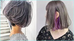 17 Short And Medium Haircuts For Thin Hair Short Haircuts For
