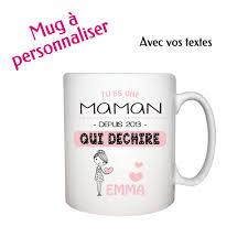 Un Mug Personnaliser Pour Sa Maman Ou Mamie Ou Marraine Textes Et