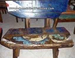 ship wood furniture. fine furniture bb13 recycled ship wood bench bali indonesia intended furniture