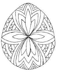 Easter Mosaic Coloring Pages Free Coloring Pages For Kids