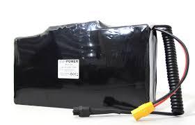 Softpack <b>Battery 24V 60Ah</b> BMS 40A XLR-3 with 50E | ENERprof