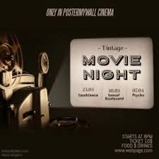 3 840 Customizable Design Templates For Movie Night Postermywall