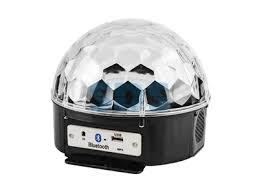 """Светодиодная система """"<b>Диско</b>-<b>шар"""" с</b> пультом ДУ и Bluetooth ..."""