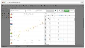 Online Scatter Chart Maker