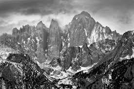 whitney black white. Mt. Whitney - Lone Pine,Ca Black White