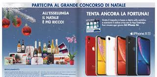 Concorso Esselunga Natale 2019: 300000 premi, 1500 iPhone ...