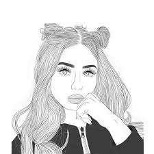 Illustration Digitalart Tumblr Outlines Outline Drawing