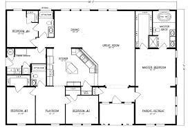 48 new gallery of 4 bedroom 3 bath floor plans home house floor house plans 4