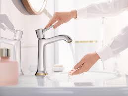 So Entkalken Sie Wasserhahn Und Armatur Richtig Hansgrohe Ch