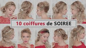 Grand Coiffure Femme Rapide 2019 Tendance De 8 Tutos