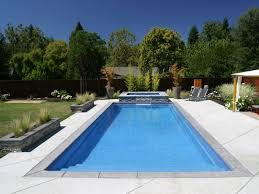 Pristine Pools Rectangle Model Trilogy Swimming Pools for