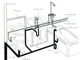 bathtub drain plumbing diagram tub drain diagram beautiful bathroom waste plumbing diagram size bathtub drain pipe bathtub drain plumbing diagram