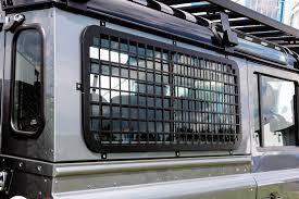 Fenstergitter Für Land Rover Defender Jetzt Hier Nakatanenga