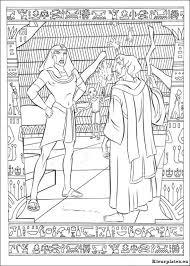 Prins Van Egypte Kleurplaat 72486 Kleurplaat