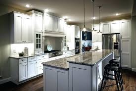 white cabinets with granite best photos of kitchens dark gray stained kitchen black countertops