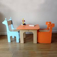 handmade wooden childrens table and chairs from piggl handmade children s x full size