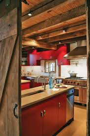 Barn Kitchen 17 Best Ideas About Rustic Chic Kitchen On Pinterest Rustic Chic
