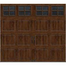 Image Timber Gallery Collection The Home Depot Walnut Garage Doors Residential Garage Doors Openers