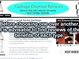 Garbage Disposal Comparison Chart Disposal Comparison Chart Garbage Ratings Moen Krolikr Info