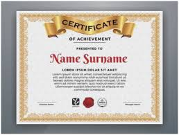 Professional Certificates Templates Free Professional Certificate Templates Pretty Certificate Border
