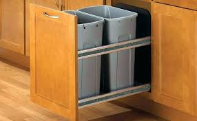 Under cabinet garbage can Cabinet Door Cabinet Trash Pullout Pullout Trash Can How Do You Hide Your Trash Pull Out Cabinet Trash Can Under Cabinet Pull Out Trash Bins Pull Out Trash Cabinet Lowes Pinterest Cabinet Trash Pullout Pullout Trash Can How Do You Hide Your Trash
