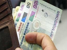 Resultado de imagen para foto de dinero peruano