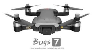 <b>MJX Bugs B7</b> drone review ( 4k camera, GPS, under 250g)