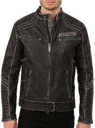 affliction renegade riders indian skull moto mens leather