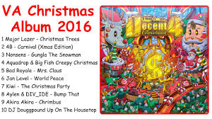 Various Artists - A Very Decent Christmas Album 2016 (Vol 4) - YouTube