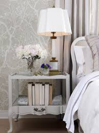 Nightstand For Bedrooms 15 Tips For Turning Your Guest Bedroom Into A Retreat Hgtv