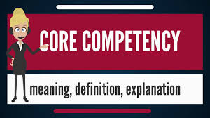 Competencies Meaning What Is Core Competency What Does Core Competency Mean Core