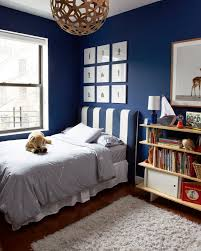 Boys Blue Bedroom