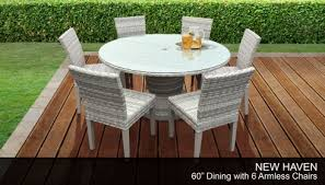60 inch outdoor dining table and chairs