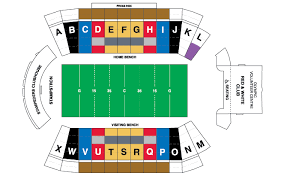 Specific Mcmahon Stadium Seating Chart Detailed 2019