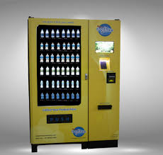 Water Vending Machine Magnificent Smart Water Bottle Vending Machine Smart Vending Machines Beta