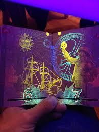 New Canadian Passport Design Black Light And The New Canadian Passport Canadian