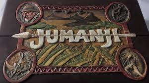 Wooden Jumanji Board Game Custom JUMANJI Game Board Looks Exactly Like the Film Version 71