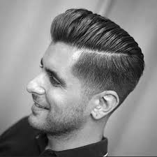 together with Pompadour Haircut For Men – 50 Masculine Hairstyles moreover Brush Up On Style   Dapper Haircuts   Pinterest   Haircuts  Dapper in addition Best 25  Dapper haircut ideas on Pinterest   High fade haircut as well 39 Dapper haircuts for men   Hairstylo furthermore  additionally  moreover 23 Dapper Haircuts For Men   Dapper haircut  Haircuts and Man hair further Different Hairstyles For Men   Mid fade  Pompadour and Haircuts additionally 402 best Barbering images on Pinterest   Men's haircuts together with Men's Hair Trends 2016 Smith   Smith Salon in Loughborough. on dapper haircuts fade pompadour