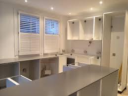 elegant cabinets lighting kitchen. Kitchen, Kitchen Cabinets By Ikea Trendy Red Wooden Cabinet Plain Flooring Elegant Light Brown Ceiling Lighting S