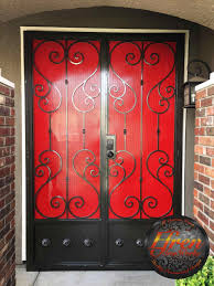 black metal screen doors. And Artistic Crafts Storm Single Black Metal Screen Doors Security Door Panel With Unique