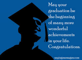 Graduation Wishes Quotes Inspiration Graduation Wishes And Messages Congratulations Quotes For Graduate