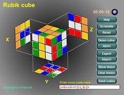 online cube online rubiks cube free brain game