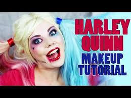 squad harley quinn makeup tutorial