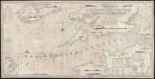 Details About 1843 Blachford Blueback Nautical Chart Map Of The English Channel
