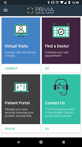 Mywellmont Chart Login Myprivia 1 28 1 Apk Download Android Medical Apps