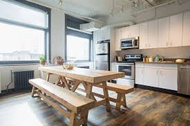 office kitchen.  Office Wellstocked Office Kitchen  Fully Managed Vancouver BC Canada Throughout I